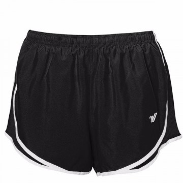 Spirit Shorts black/white